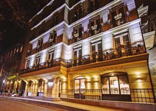 art boutique hotel tbilisi