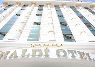 هتل Haldi Hotel van