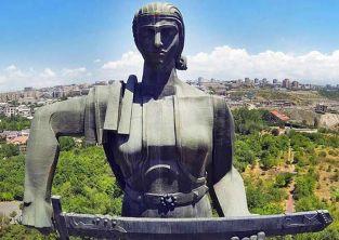 مجسمه مادر ارمنستان