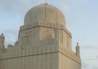 بقعه ی سید غلام رسول چابهار