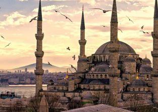 مسجد سلطان احمد استانبول ( مسجد آبی )