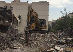 واکنش شورا شهر تهران به تخریب شبانه خانه توران