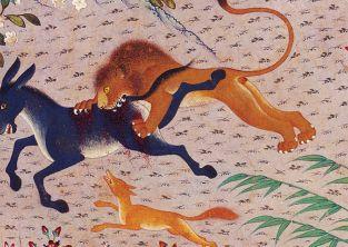 دو کتاب قدیمی کودکان در موزه ملک