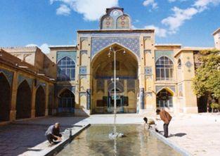 مسجد نو شیراز (مسجد اتابک شیراز)