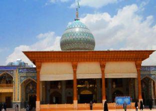 آرامگاه سید میرمحمد(ع)