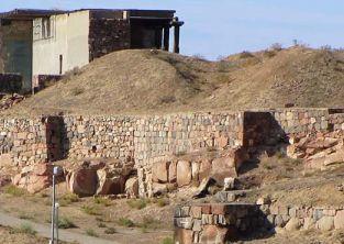 قلعه اربونی ارمنستان
