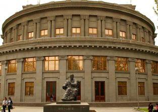 ساختمان اپرا ایروان ارمنستان