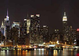 نیویورک ابر شهر مدرن
