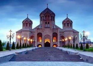 کلیسای گریگورلوساوریچ مقدس ارمنستان