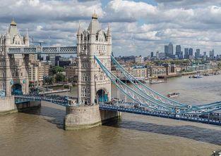 لندن زیبا و غیرقابل پیش بینی