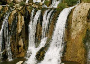 آبشار مرادیه وان ترکیه