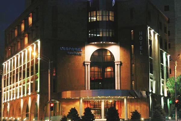 هتل Metropol