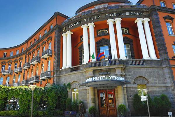 هتل Royal Tulip