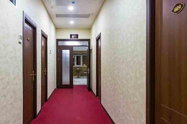 هتل ریوا باکو (riva hotel)