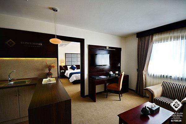 هتل الیزه