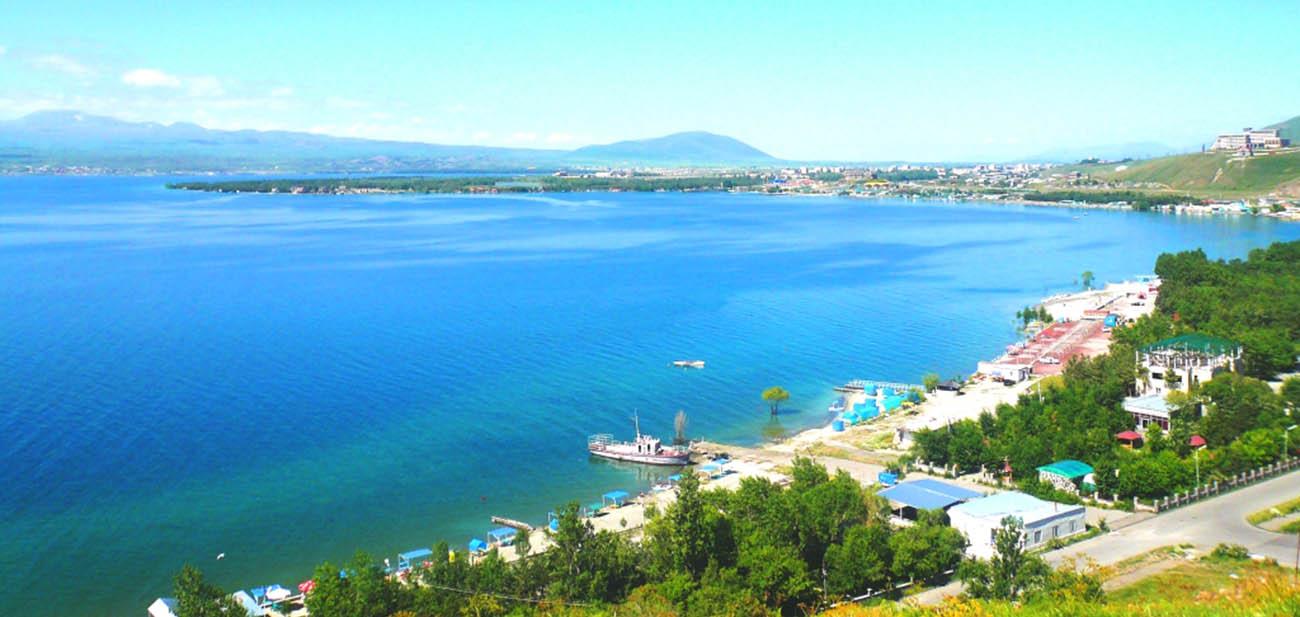 با دریاچه سوان ارمنستان آشنا شوید