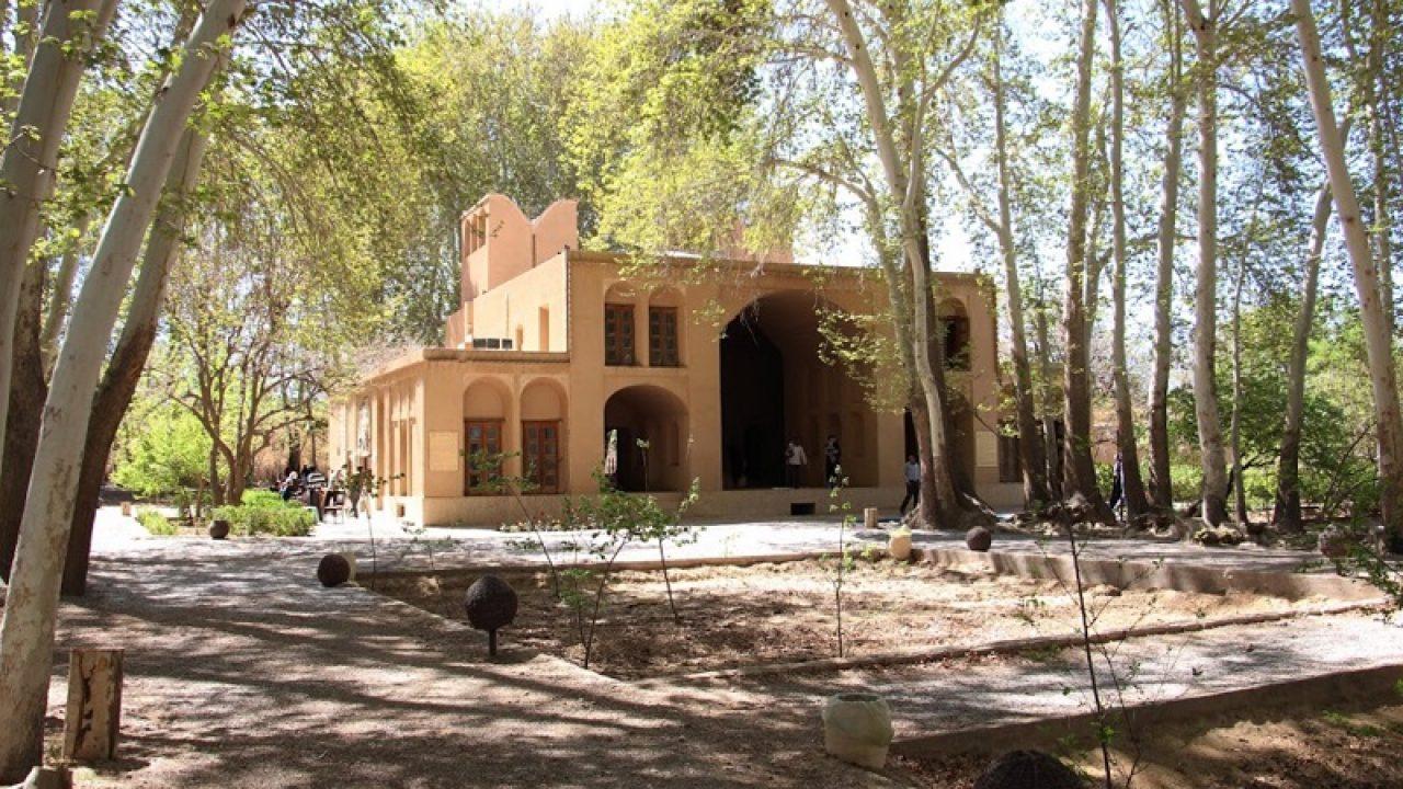 باغ پهلوان پور در مهریز
