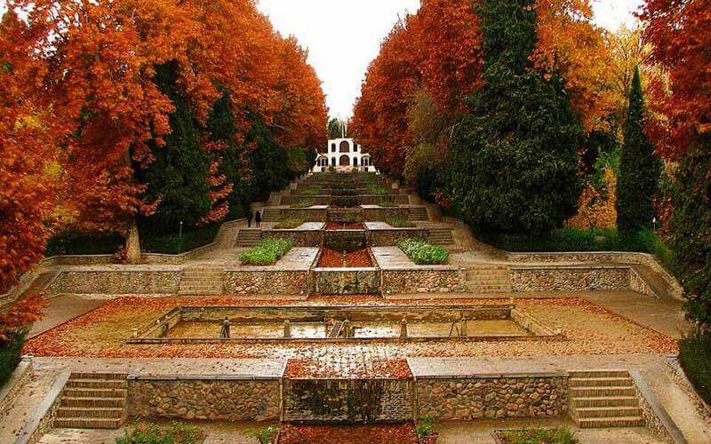 باغ شاهزاده ماهان کرمان