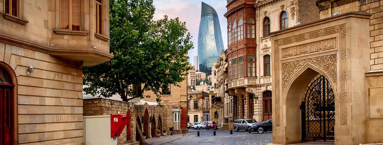 جاذبه های دیدنی و گردشگری کشور آذربایجان و شهر باکو