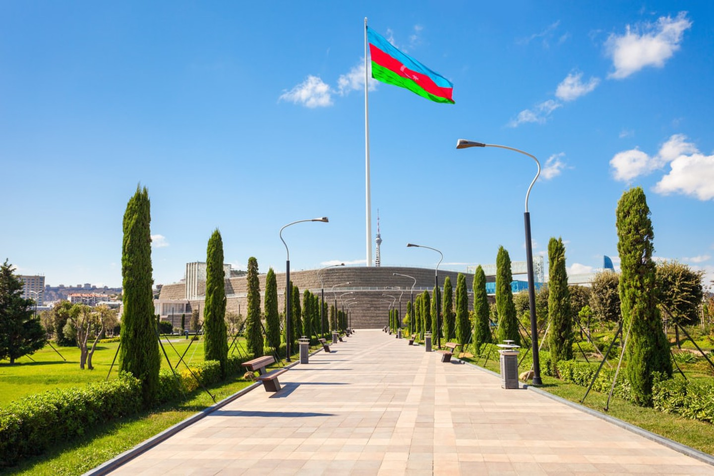 میدان پرچم ملی باکو