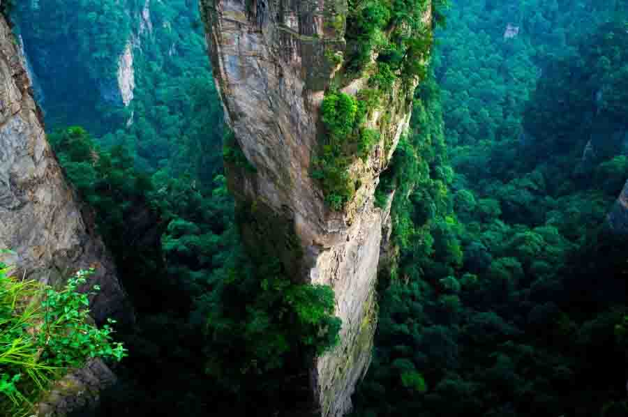 منطقه حفاظت شده ژانگ جیاجی