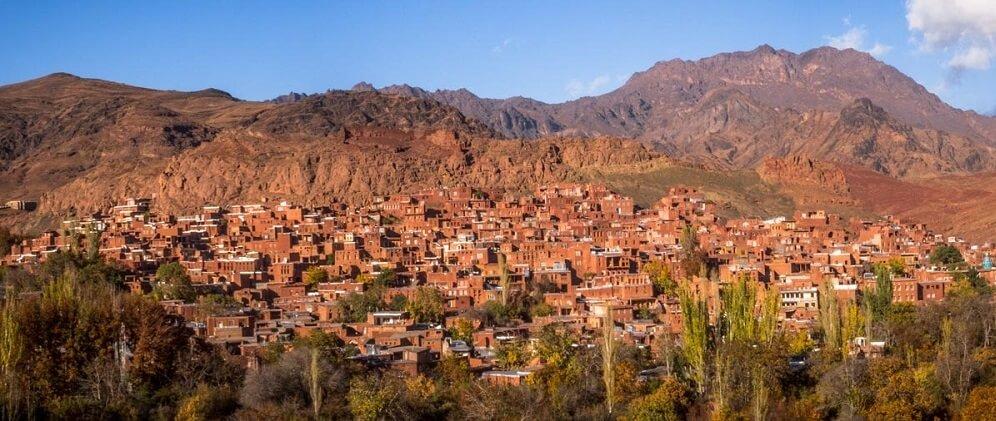 روستای ابیانه ، موزه زنده تاریخ و فرهنگ ایران