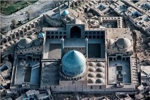 نمای کلی مسجد امام خمینی