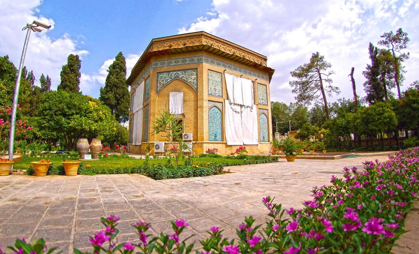 موزه پارس شیراز ( باغ موزه نظر) یادگار کریم خان زند