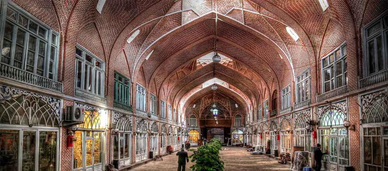 بازار بزرگ تبریز