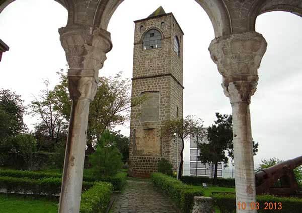 موزه ایاصوفیه ترابزون