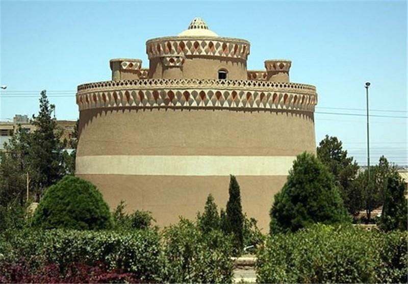 برج کبوترخانهدر میبد
