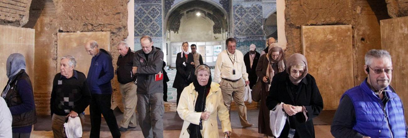 ردپای فرهنگ ایرانیان در گفتار گردشگران خارجی
