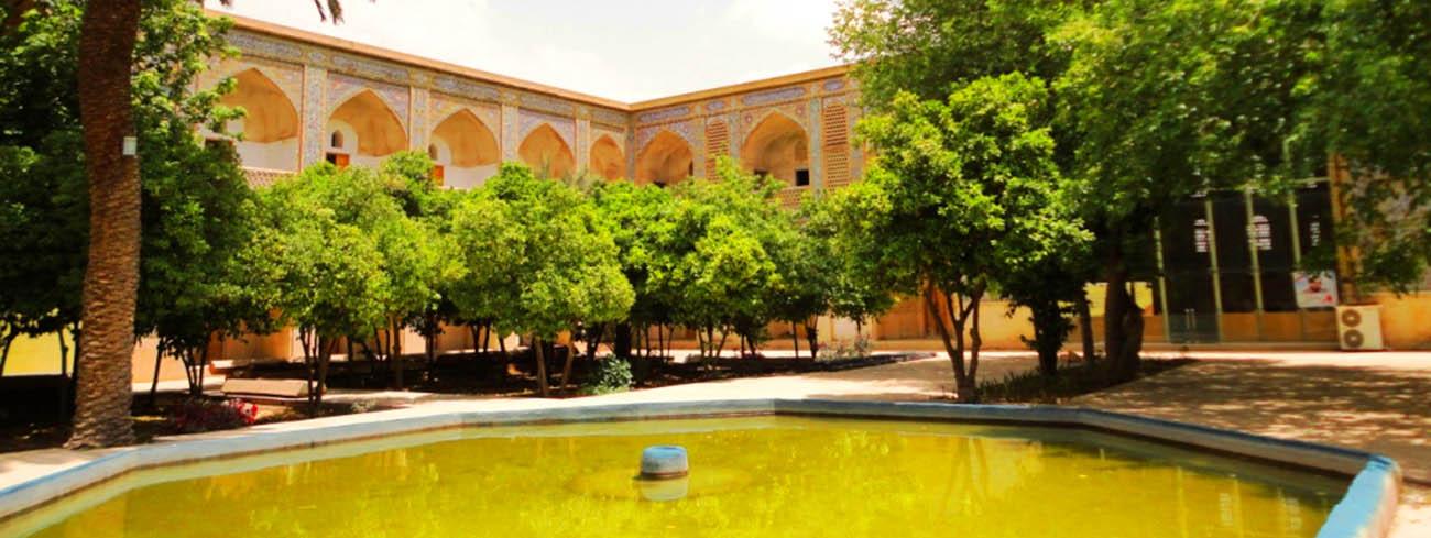 مدرسه ی آقاباباخان (سردار)
