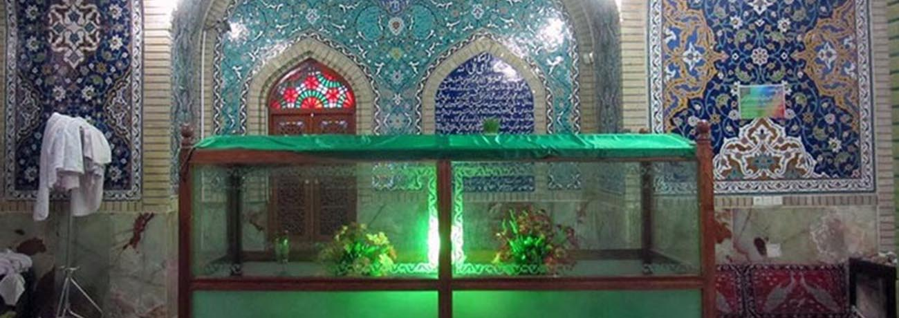 آرامگاه شاه داعی الله