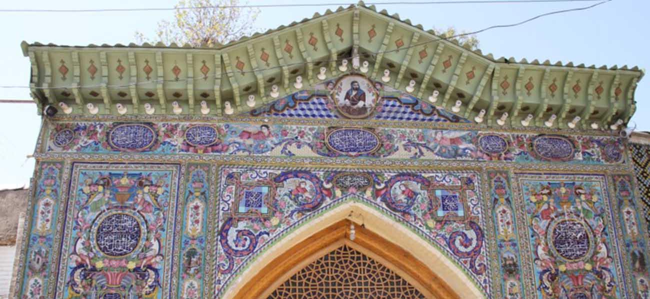 مدرسه ی محموديه شیراز