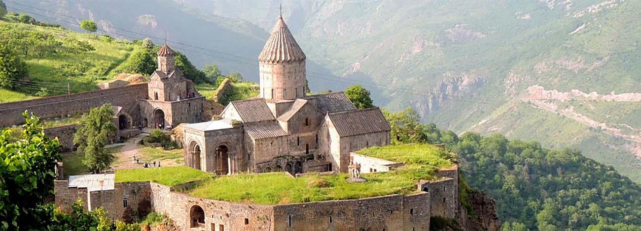 صومعه tatev ارمنستان