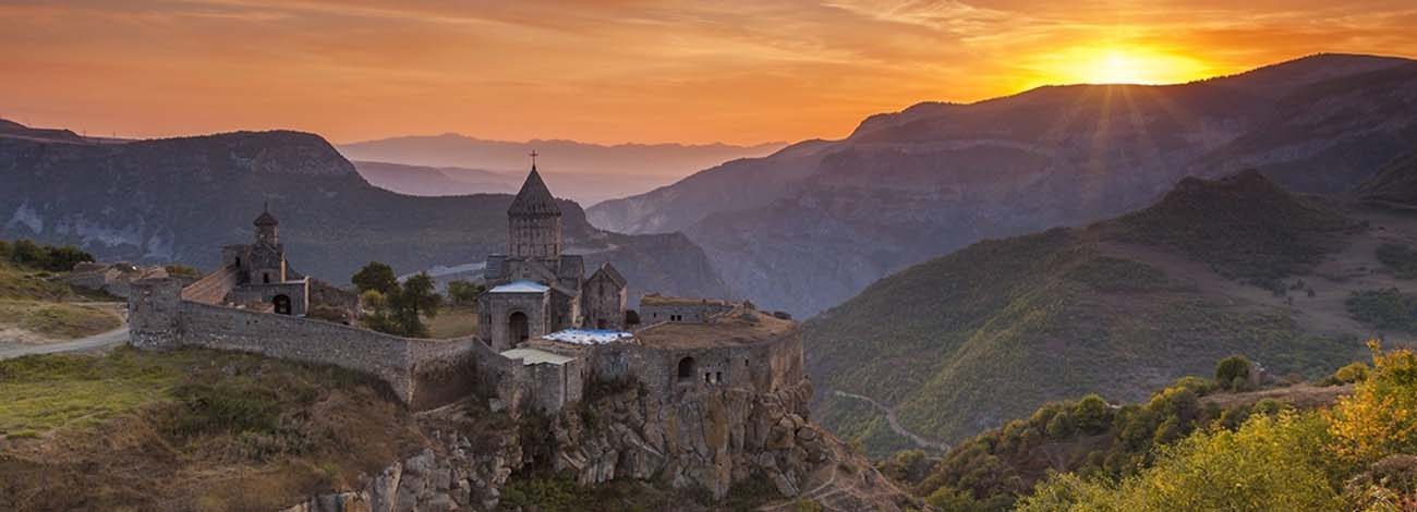 5 مقصد گردشگری پر بازدید در ارمنستان