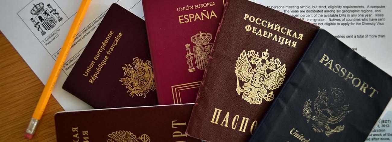 تمهیداتی برای مراقبت از گذرنامه
