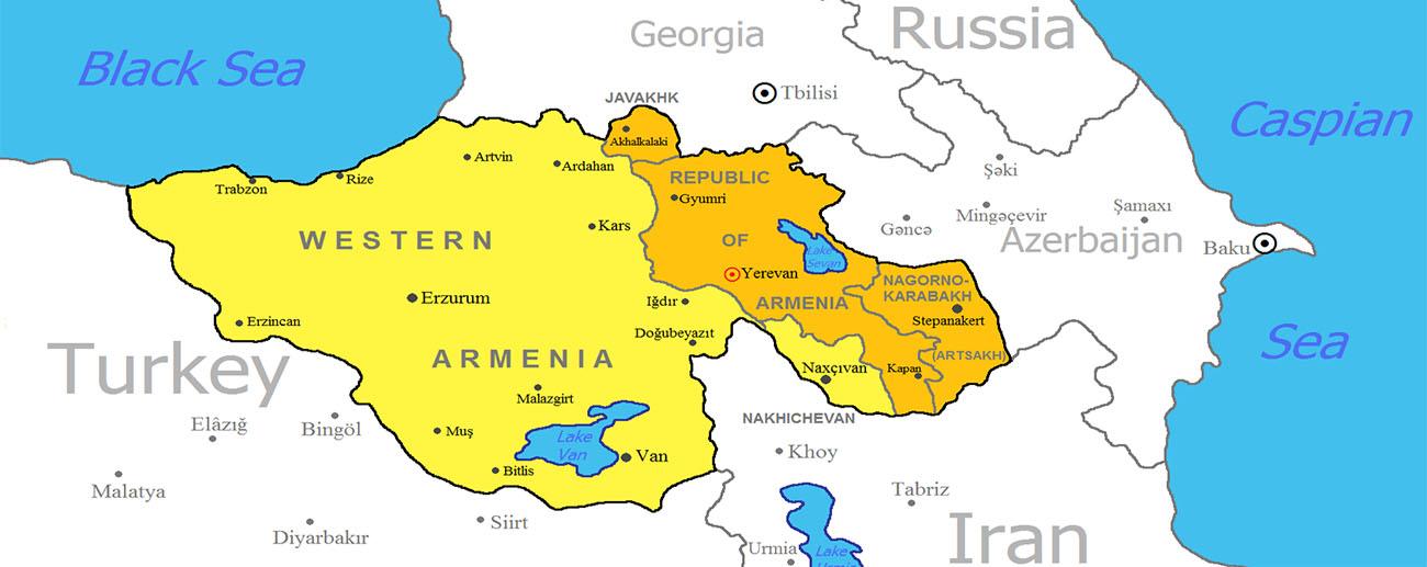 صنعت گردشگری ارمنستان