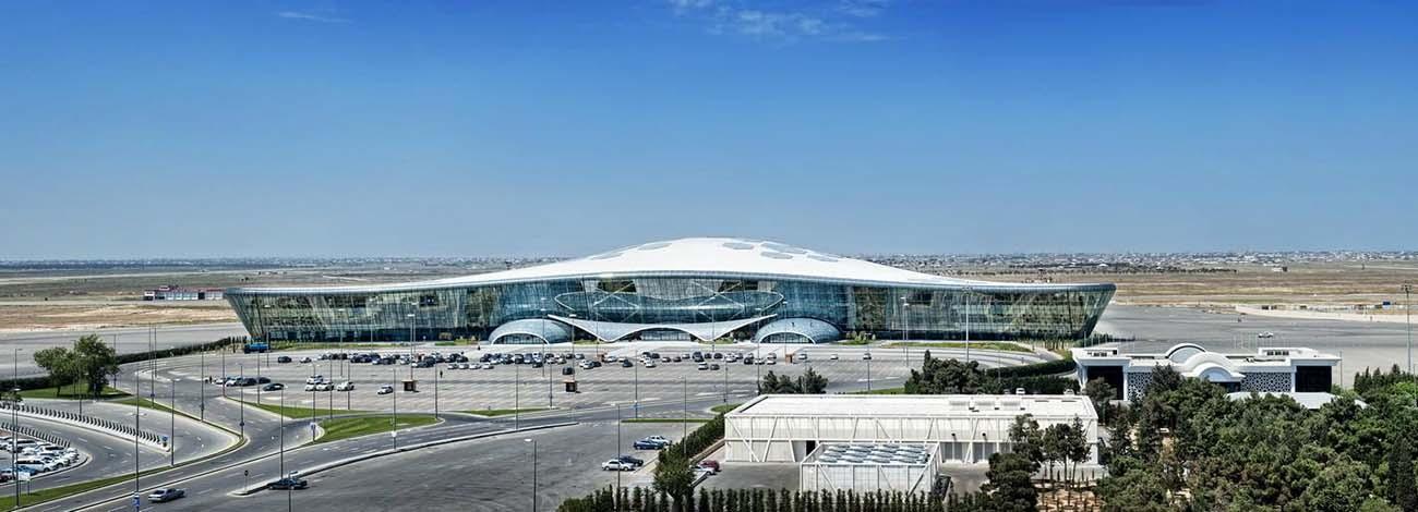 فرودگاه حیدر علی اف
