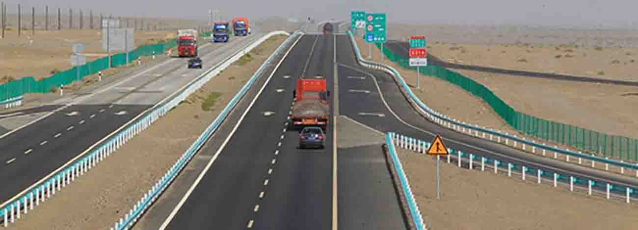 بزرگراه جدید الت (مسیر باکو- آستارا) افتتاح شد
