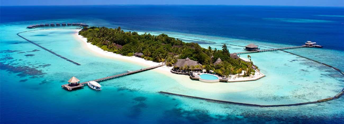 مالدیو کشور آب های فیروزه ای