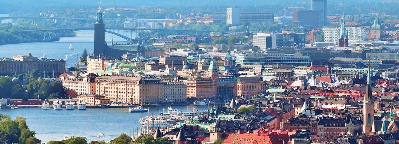 استکهلم شهر جزیره ها