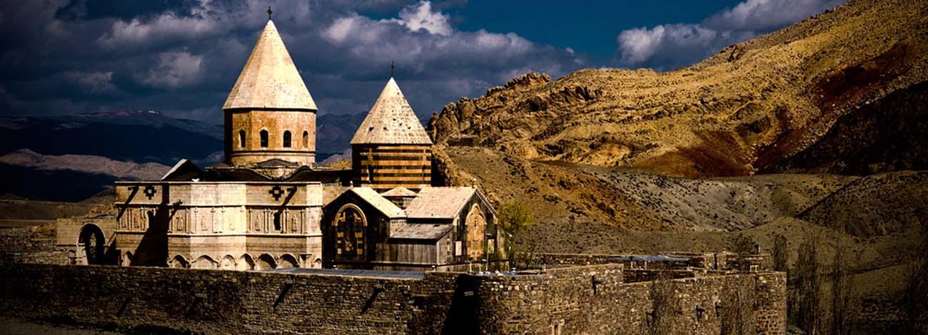 کلیساهای ارامنه ایران جهانی شد