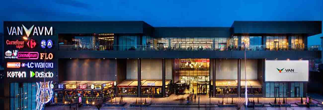مرکز خرید وان avm معروفترین و بزرگ ترین فروشگاه وان تکیه