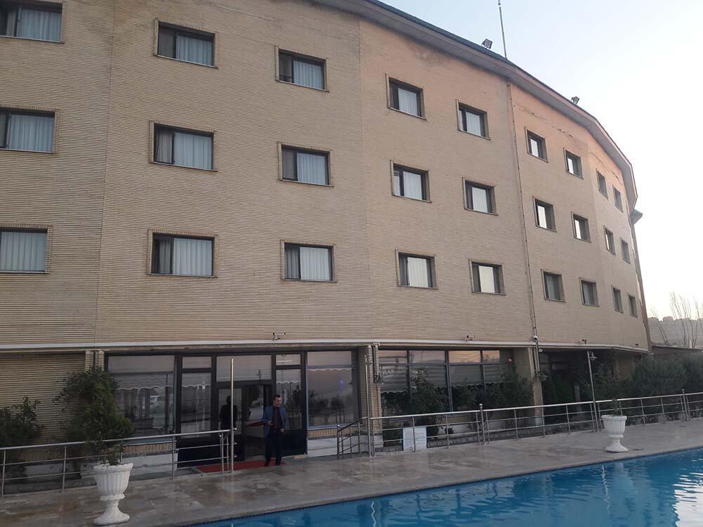 هتل مریت شاهماران وان ترکیه