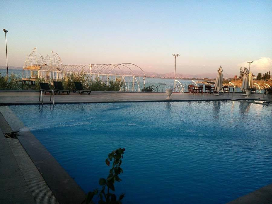 هتل شاهماران وان ترکیه